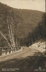 Cold River Glen - Mohawk Trail