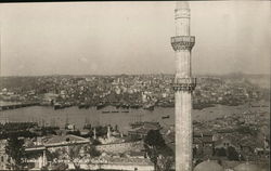 Golden Horn and Galata