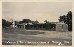 Frontier Hotel Indianola Iowa
