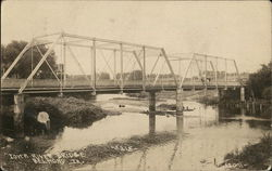 Iowa River Bridge - Belmond, IA