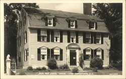 John Paul Jones House -1758 - Portsmouth, NH