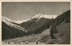 Red Mt - Berthoud Pass