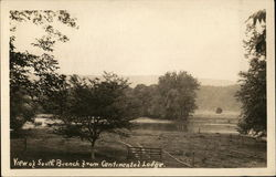 View of South Branch from Continental Lodge