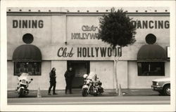 Club Hollywood Dancing Dining, Motorcycle Police