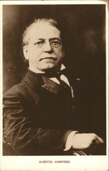 Portrait of Samuel Gompers - Union Labor Leader