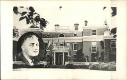 Home of President Franklin Delano Roosevelt