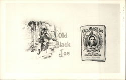 "Art From ""Old Black Joe"" Sheet Music"