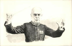 Portrait of John Philip Sousa
