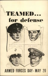 Tamed for Defense - Armed Forces Day - May 20