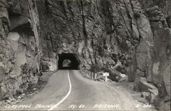 Claypool Tunnel - Highway 60 Arizona