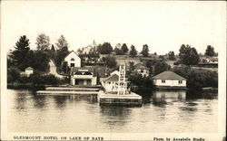 Glennmount Hotel on Lake of Bays
