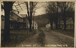 School St. - Wilmington, VT