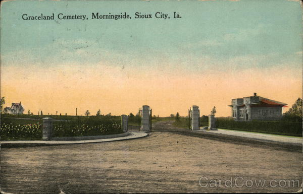 Graceland Cemetery, Morningside Sioux City Iowa