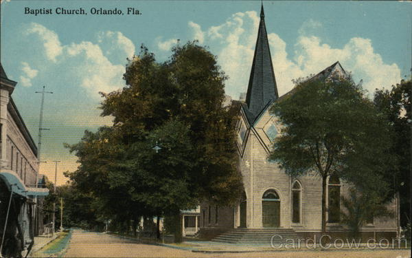 Baptist Church Orlando Florida