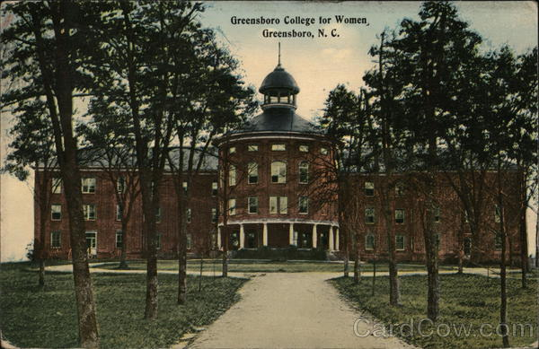 Greensboro College for Women North Carolina