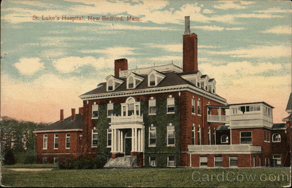St. Luke's Hospital New Bedford Massachusetts