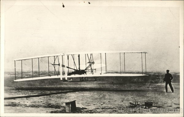 Wright Bros. Airplane Aircraft