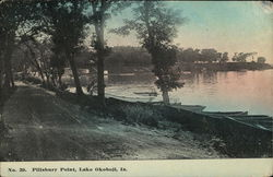 Pillsbury Point, Lake Okoboji
