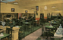 The Green Room Cafe, Brandeis Stores