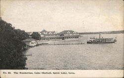 The Manhattan, on Lake Okoboji