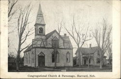 Congregational Church and Parsonage