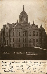 Johnson County Court House