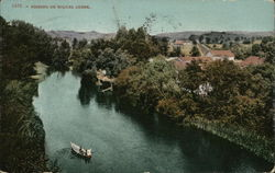 Fishing on Soquel Creek