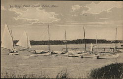 Yachting, Cotuit Harbor