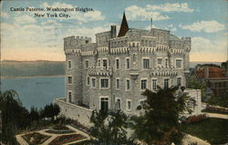 Castle Paterno, Washington Heights