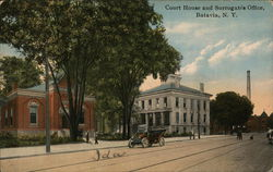 Court House and Surrogates Office