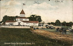 Genesee County Fair Grounds