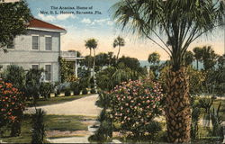 The Acacias, Home of Mrs. B.L. Honore