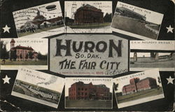 Greetings from Huron - The Fair City