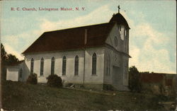 R. C. Church Postcard