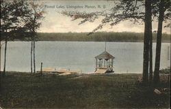 Forest Lake Postcard