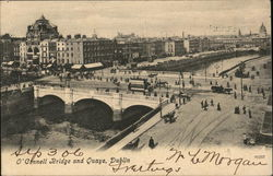 O'Connell Bridge and Quays