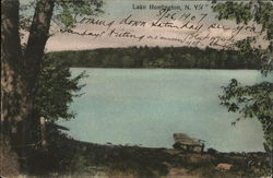 View of Lake Huntington