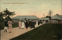 The Pavilion, Lakeside Park