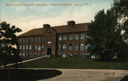 Cornell University - Morse Hall, College of Chemistry