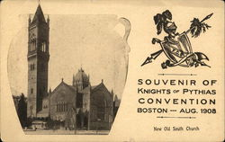 Souvenir of Knights of Pythias Convention