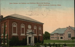 Abbot Academy - John Esther Art Gallery and McKeen Memorial Building