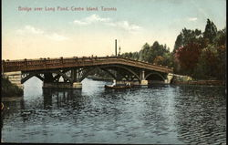 Bridge Over Long Pond, Center Island