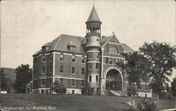 Northfield Seminary - Marquand Hall
