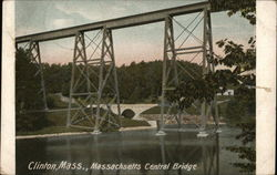 Massachusetts Central Bridge