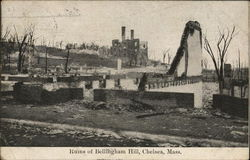 Ruins of Bellingham Hill