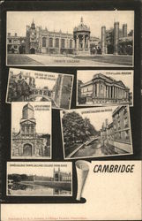 Greetings from Cambridge