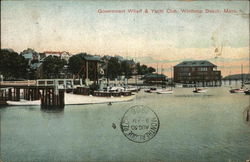 Government Wharf & Yacht Club