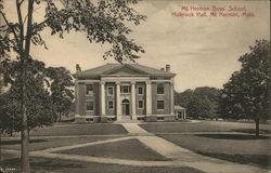 Mt. Hermon Boys' School, Holbrook Hall