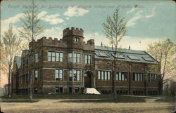 Mt. Holyoke College - Dwight Memorial Art Building