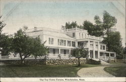 The Toy Town Tavern Postcard